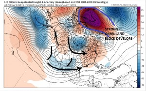 gfs168 Joestramdus Ugly Long Range Outlook