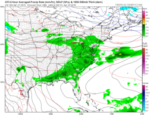 gfs48 Joestradamus Weather Outlook More Blocking