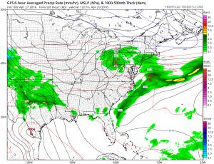 gfs60 Joestradamus Weather Outlook More Blocking