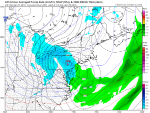 gfs60 Nam Model Shifts Northward