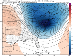 gfs69 Nam Model Shifts Northward
