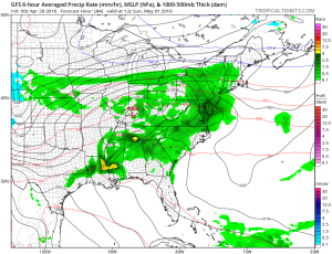 gfs84 Euro Model Paints Ugly Picture Next Week