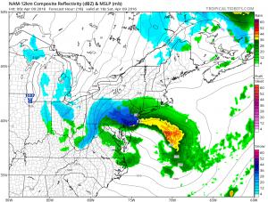 nam18 Winter Weather Advisory Western NJ