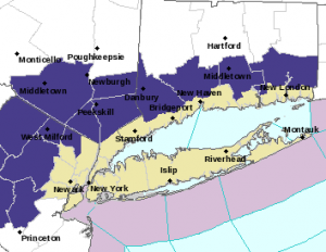 Freeze Warning Northern NJ Hudson Valley