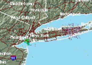 radar Fires Break Out New Jersey