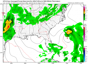 GFS78 Hurricane Season Starting Early