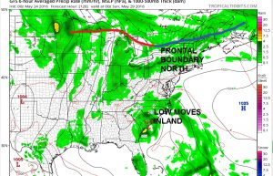 gfs120 SUMMER COMES WEDNESDAY