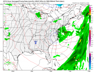 gfs120 Noreaster Threat Late Week Still Unclear