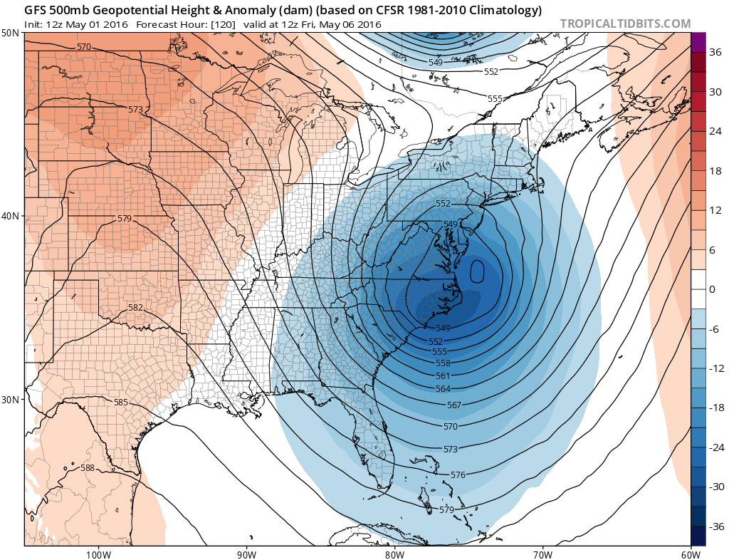 Noreaster Threat Late Week Still Unclear
