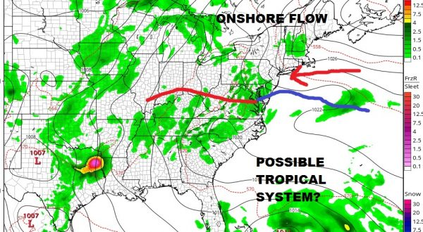 Memorial Day Holiday Weekend Early Outlook