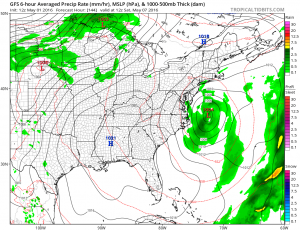 gfs144 Noreaster Threat Late Week Still Unclear