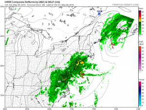 hrrr10 Coastal Flood Warnings NJ