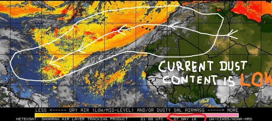 Hurricane Season Forecast Above Normal