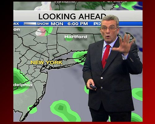 Advertise Meteorologist Joe Cioffi
