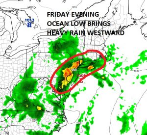 nam60 rain moving northeast