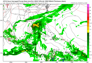 GFS102 Hurricane Season Starts Busy