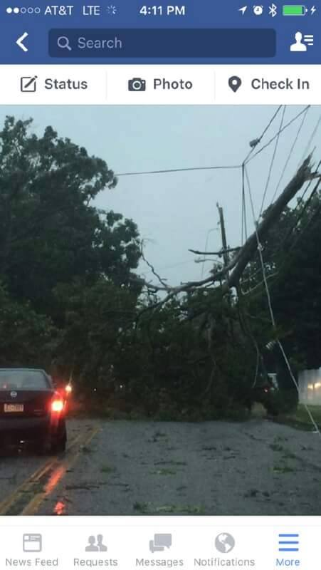 capemay2 Severe Weather Ends