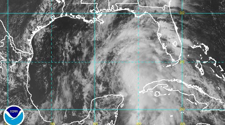 Tropical Storm Colin Warnings For Florida West Coast