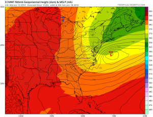 euro120 Fathers Day Weather Outlook