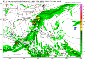 gfs114 Hurricane Season Starts Busy