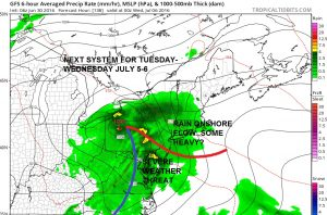 gfs138 Severe Weather Threat Friday