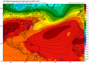 gfs144 Euro Weather Model Weekend Outlook