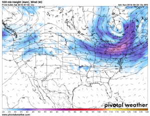 gfs144 Joestradamus July 4 Weekend Weather Outlook