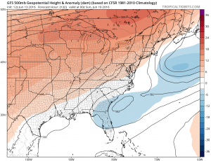 gfs144 Fathers Day Weather Outlook