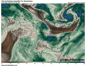 gfs150 Joestradamus July 4 Weekend Weather Outlook
