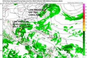gfs186 Tropical Storm Outlook Week Ahead