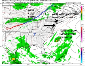 gfs84 HOT WEATHER MONDAY TUESDAY LATE STORMS