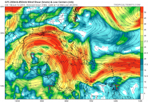 gfs_shear_watl_32 Tropical Storm Outlook Week Ahead