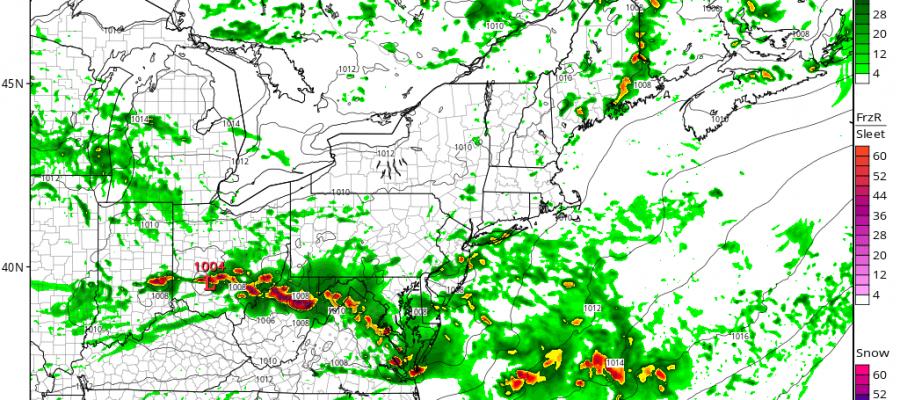 Severe Weather Threat Thursday June 23