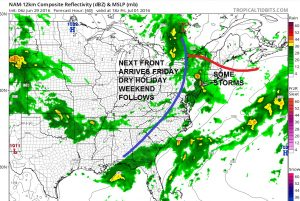 nam60 4th Of July Holiday Weekend Approaches