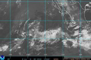 pacificsat First Pacific Tropical Storm Possible