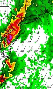 severe3 Severe Weather Risk Expanded Northward