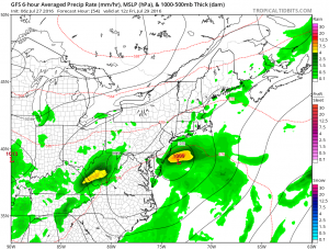 gfs54 heatwave