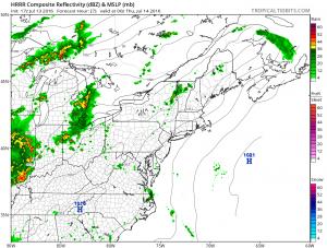 hrrr7 Downpours New Jersey
