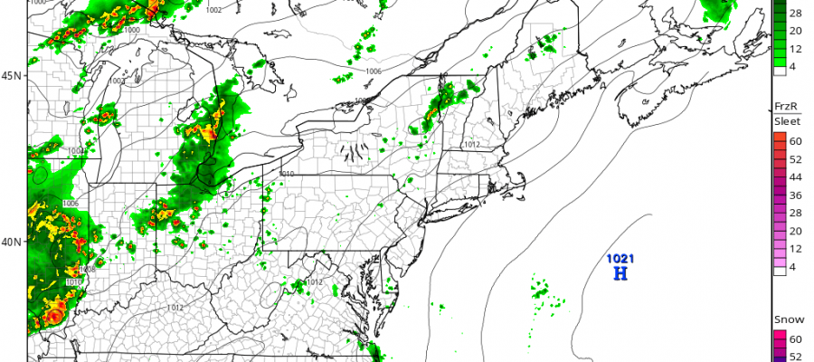 HRRR MODEL 8PM THURSDAY