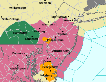 severe thunderstorm watch new jersey