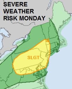 severe thunderstorm threat