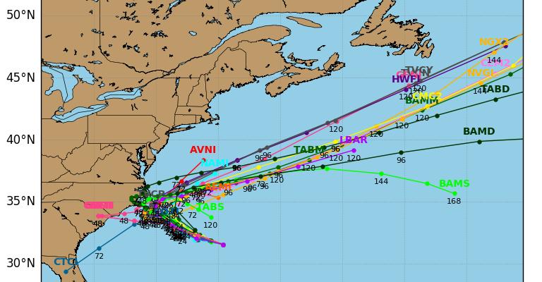 tropical depression 8