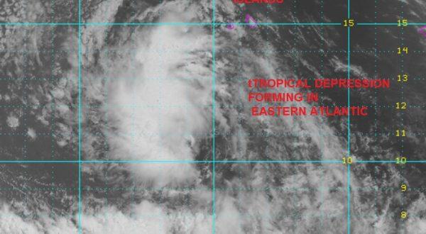 tropical depression