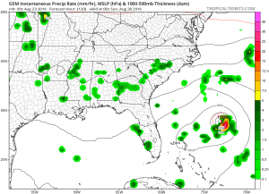 gem120 Gaston Strengthens & Tropical Depression