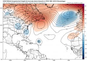 gem240 Tropical Storm Fiona