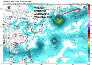 gfs126 Typhoon Omais