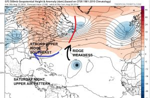 gfs138 TROPICAL STORMS