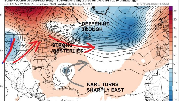 tropical storm karl