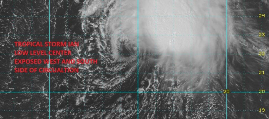 tropical storm ian