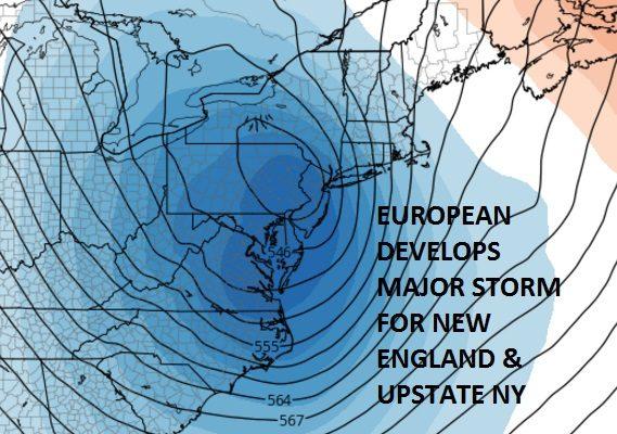 euro weather model